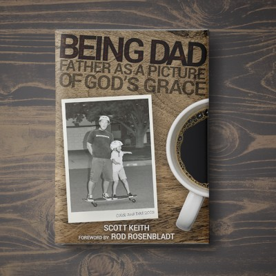 Being Dad Hardcover